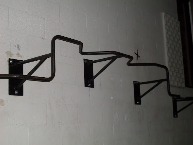 Wall Mounted Group Bar
