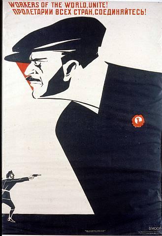 Political Propoganda Poster