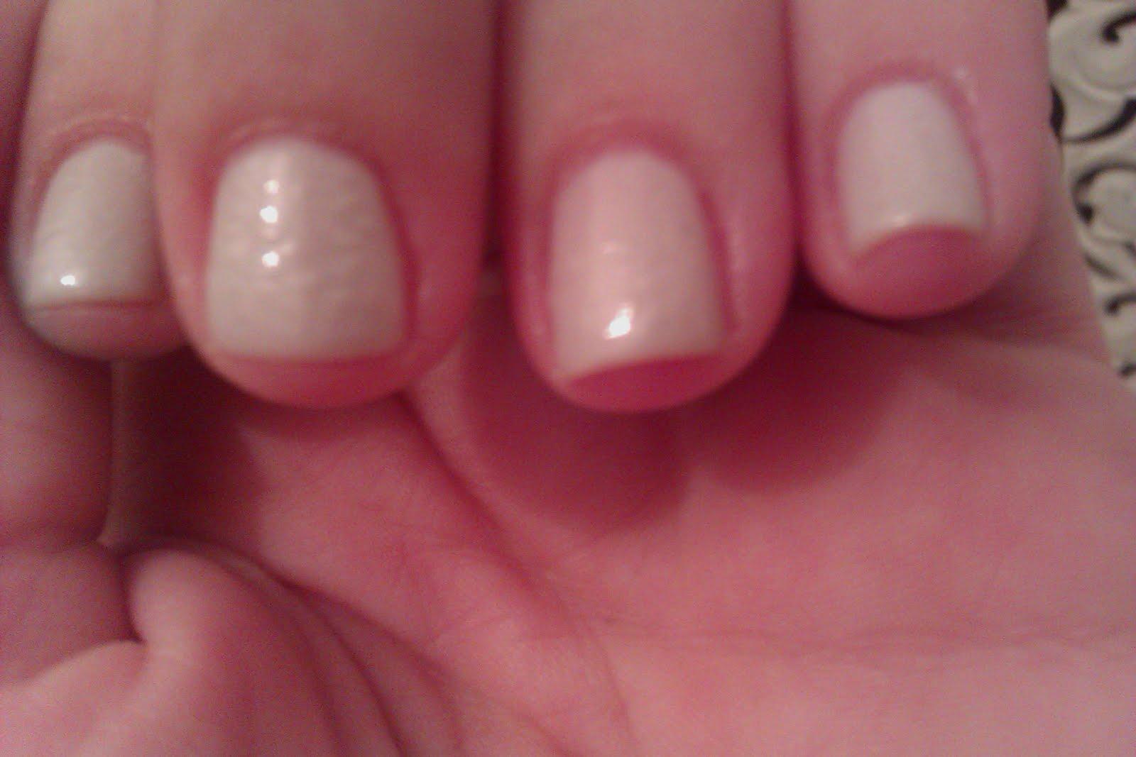 Me So Vain : No More Bubbles in My Nail Polish