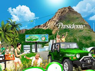 coollest domininicans presidente beers 2008