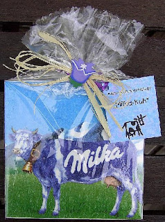 MILKA COW Is The Best