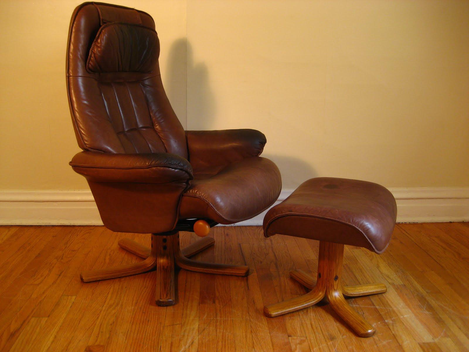 flatout design: Norwegian Lounge Chair