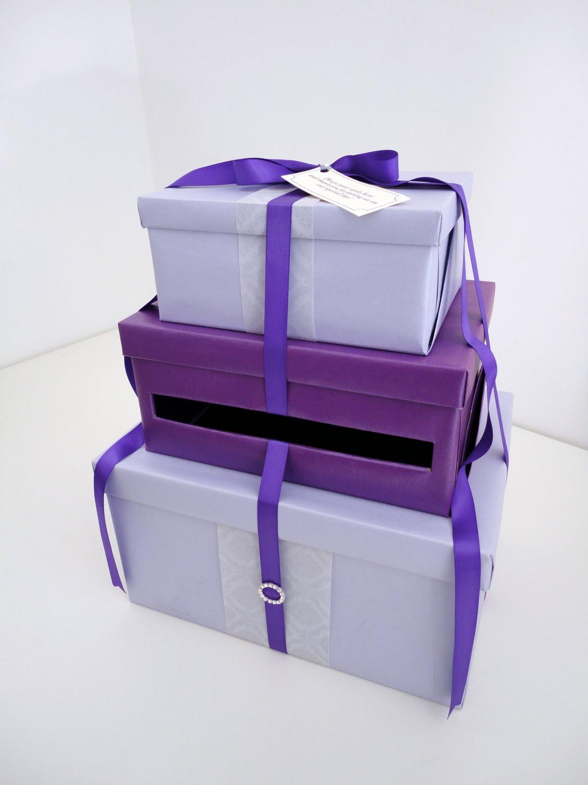 Stacked Wedding Card Box Wedding Card Post Box