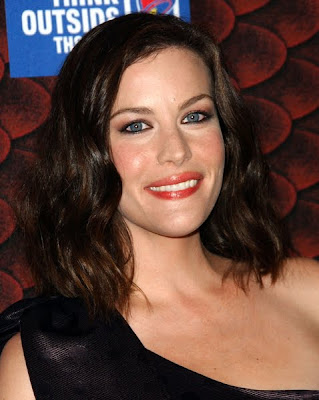 Liv Tyler is my modern day Jaclyn Smith who can play up all her features