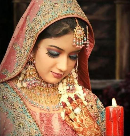bridal makeup indian. indian bridal makeup