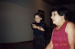Tininha e Guilherme