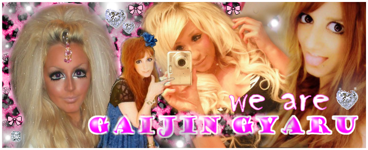 We are Western Gyaru