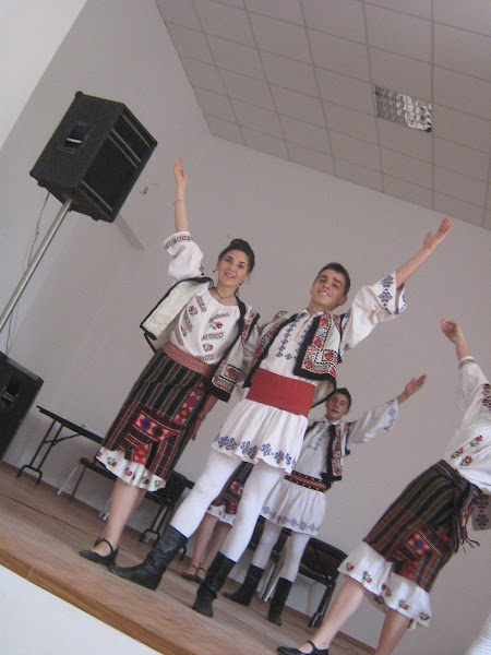 Dans moldovenesc