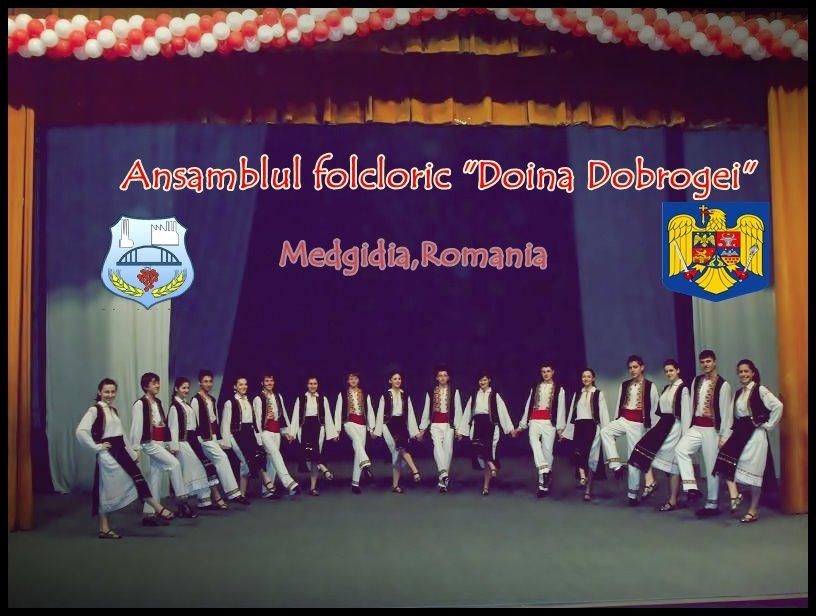 "Ansamblul folcloric ""Doina Dobrogei"""