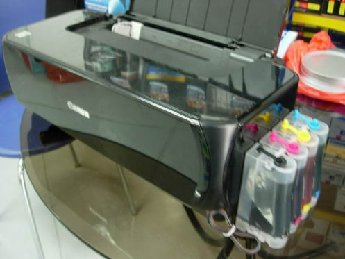 Eko akan menoba menulis tentang cara memasang infus pada printer canon ...