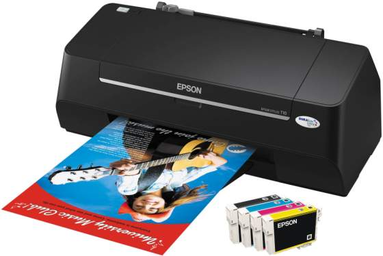 Resetter Epson T11 and Epson TX200