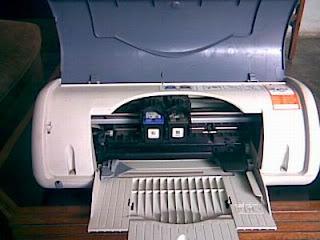 service printer hp