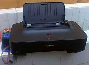 Cara Pasang Infus Canon MP258. Printer MP258