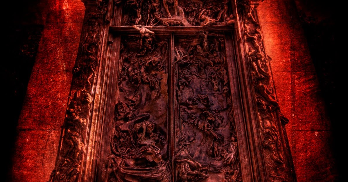 A m me da miedo la divina comedia de dante i for 9 puertas del infierno