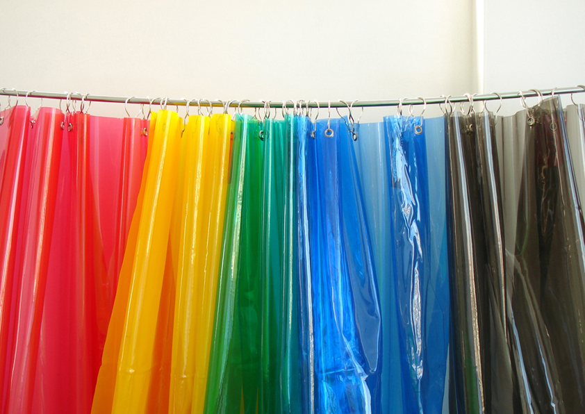 Cortinas De Baño Rosario:Cortinas Banheiro: Banheiro con Mucho Color!!!!!