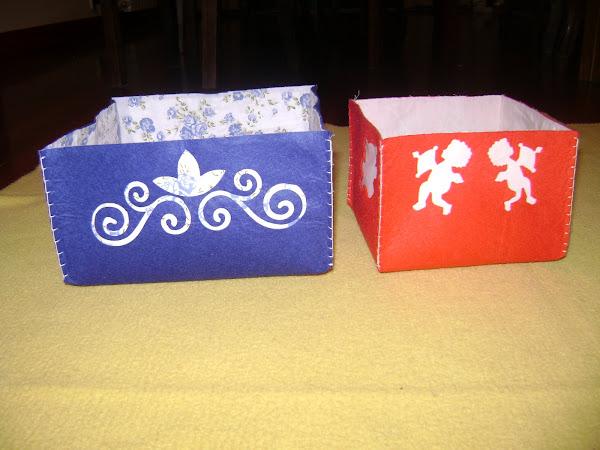 Mais caixas
