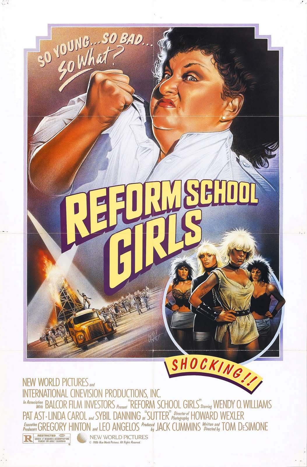 reform school girls poster 01 Be our guest at the opening of our August Group Show.