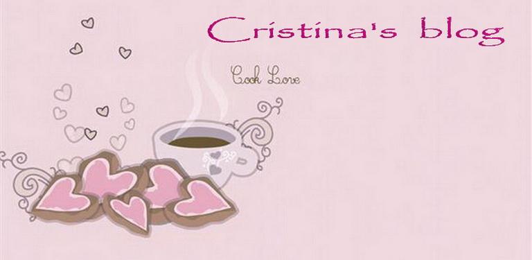Cristina's blog