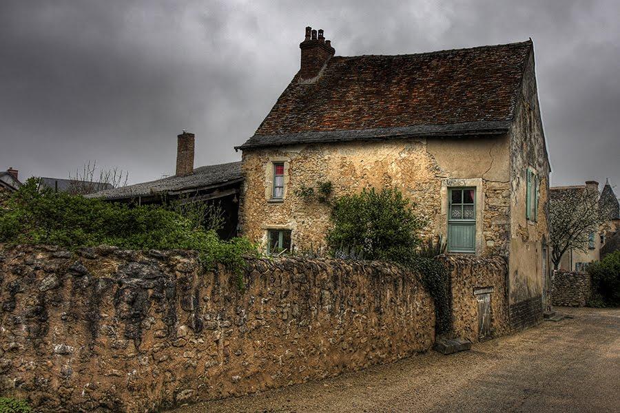 Фото красивых старых домов