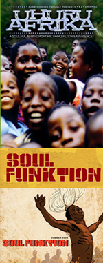 AfroSonic Family: UHURU AFRIKA and Soul Funktion
