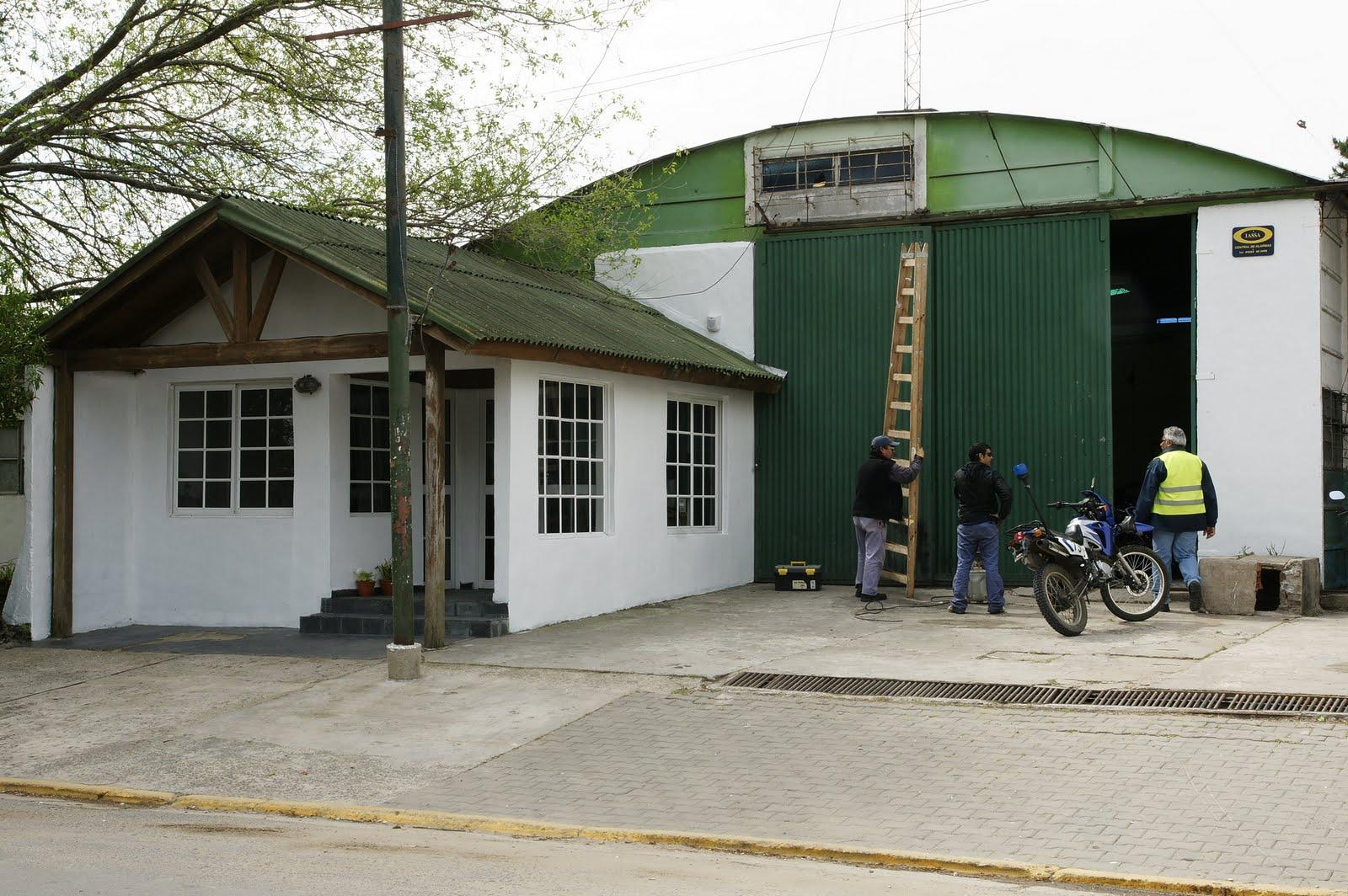Pinamar noticias 24 hs nueva ubicaci n de la oficina de for Ubicacion de las oficinas