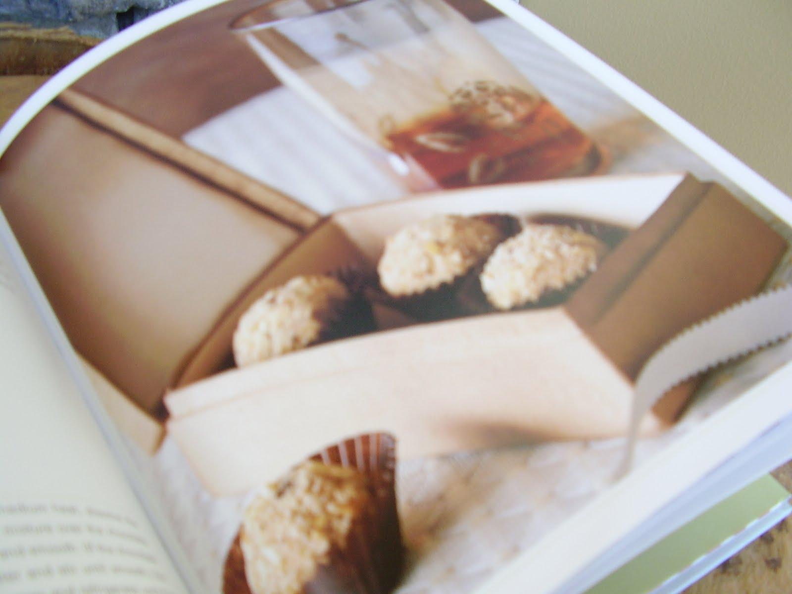 Like Mocha-Hazelnut Truffles, from the Brittles, Barks, & Bonbons book ...