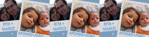 Rita+Marco=Afonso+João