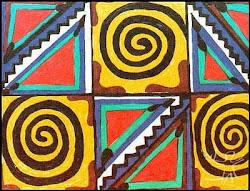 grafismos indígenas