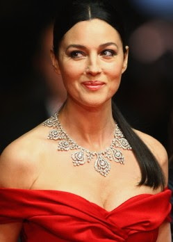 ... to Cannes may have proved costly for beautiful actress Monica Bellucci.
