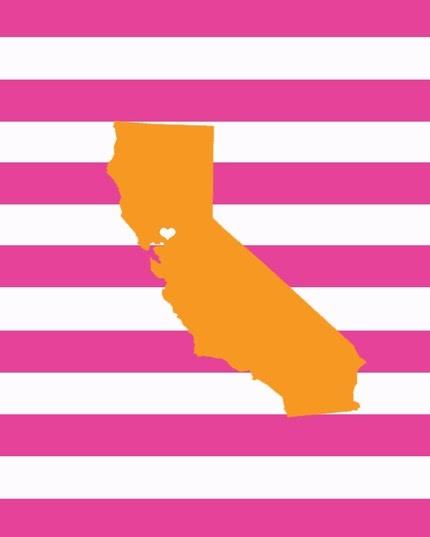 blush and bashful california