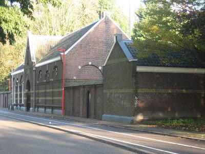 Jewish cemetery, Utrecht