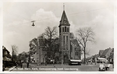Dutch reformed church, Eemnesserweg, Hilversum