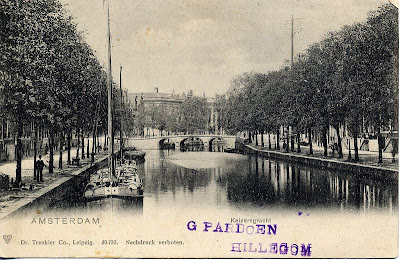 Postcard from Amsterdam: Keizersgracht