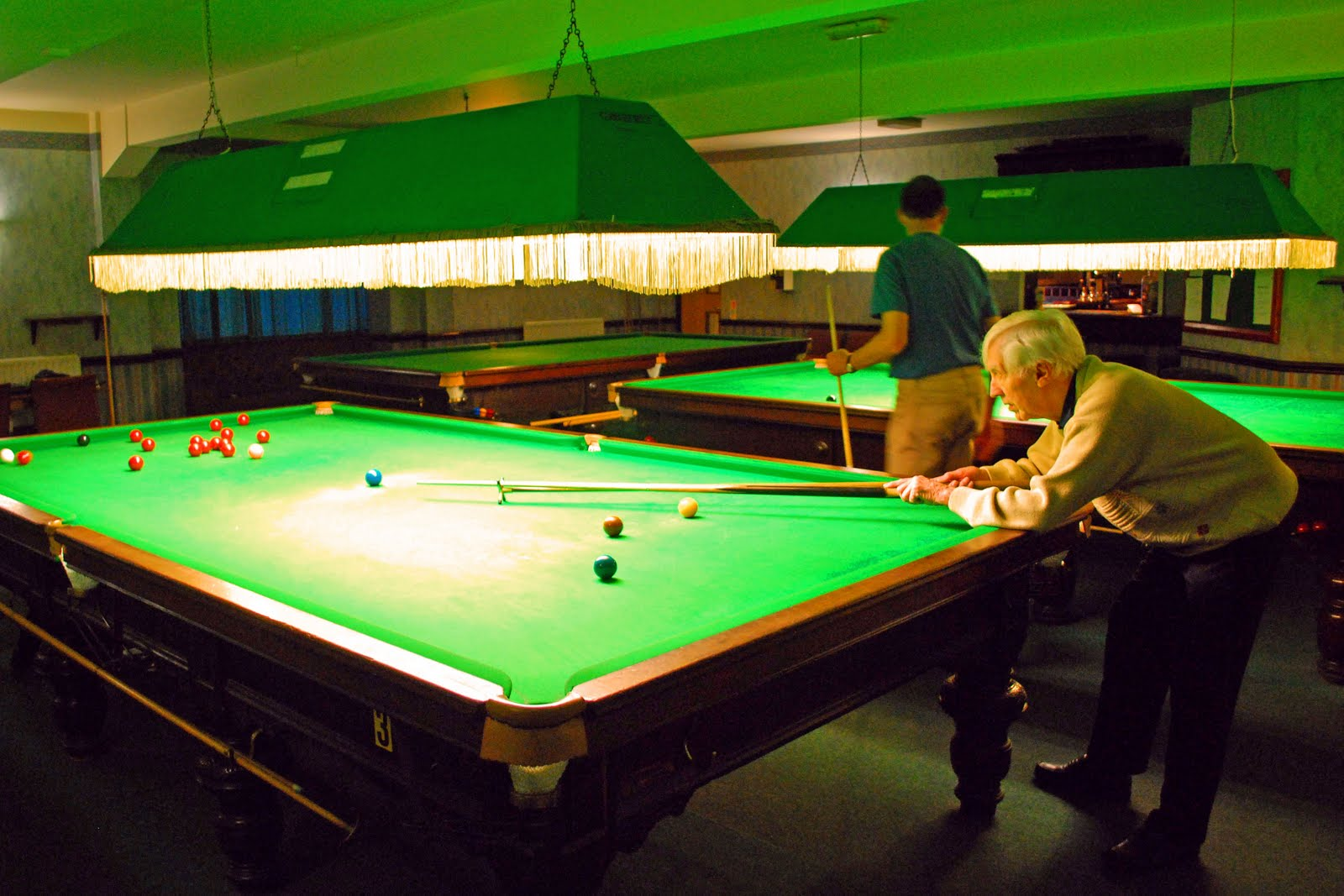 Club snooker Canterbury swimming pool opening hours