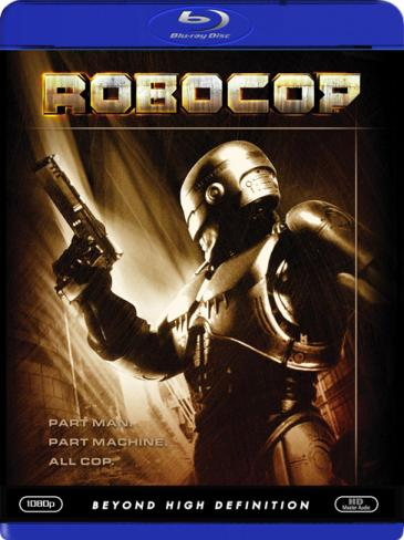 Robocop: The Man In The Iron Suit (1987)
