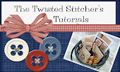 Great tutorials from Twisted Stitcher