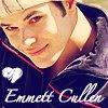 Emmett Cullen y Kellan Lutz