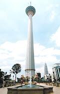 Menara Kuala Lumpur - Lambang Kemajuan Malaysia