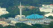 Masjid Negara - Simbol Islam Agama Rasmi Malaysia