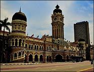 Bangunan Sultan Abdul Samad Mahkota Sejarah Kuala Lumpur