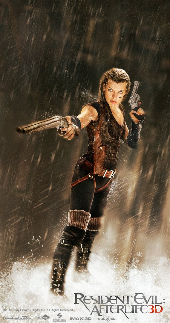 Resident Evil 4 Afterlife | Teaser Trailer