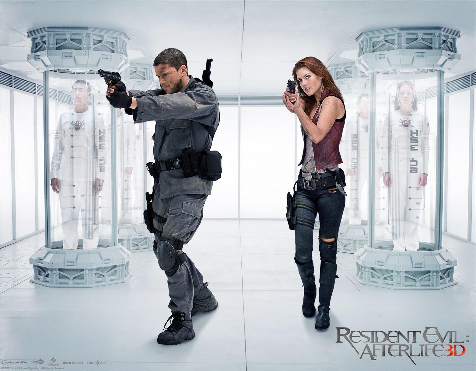 Resident Evil 4 Afterlife : Teaser Trailer