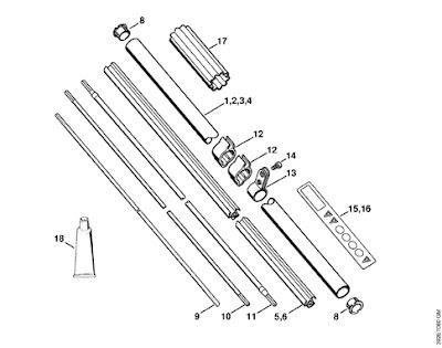 stihl bg 55 parts manual
