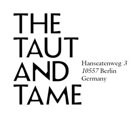 The Taut And Tame