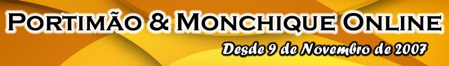 Portimão  Monchique Online                         Desde 9 de Novembro de 2007