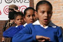"Por una Niñes Rebelde, educada, liberada...."""