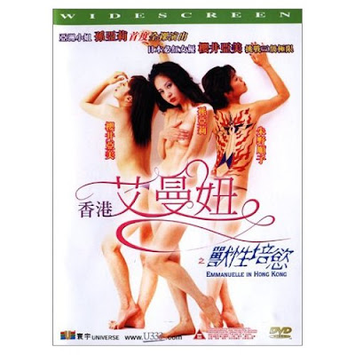 Emmanuelle in Hong Kong movie