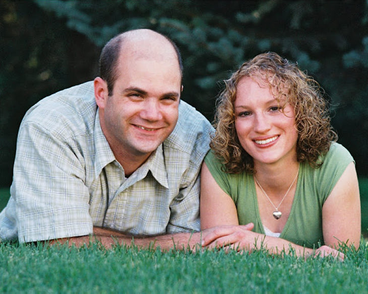 Engagement Photo from 2005
