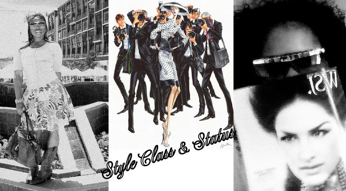 Style Class & Status