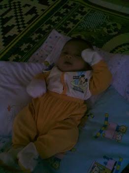 my nephew..muhammad ridhuan ommar b rafa'i